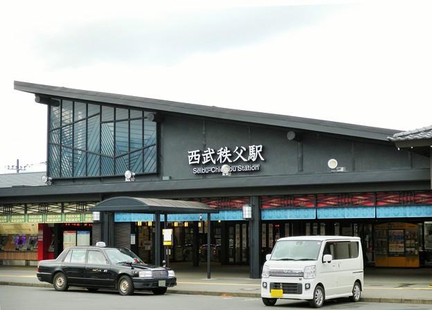 DSCN2871 最寄り駅の西武秩父駅到着                    (違うでぇ~、三峰口駅の方が近いしSLも走っとるでぇ)
