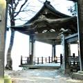 Photos: DSCN7967 奥宮を遥拝する遥拝殿