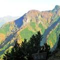 DSCN0705 三峯神社奥宮の有る妙法ヶ岳