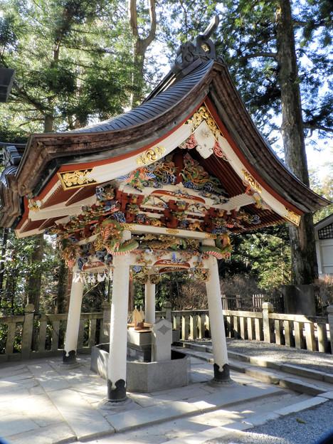 DSCN7887 三峯神社・手水舎