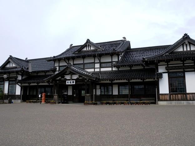 旧大社駅-1(テーマタグ:鉄道)