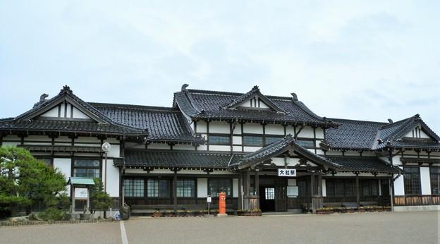 旧大社駅ー2(テーマタグ:鉄道)