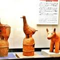 Photos: 動物埴輪(テーマタグ:アートフォト)