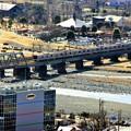 Photos: 鉄橋を渡る小田急線