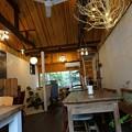 Photos: 落ち着く店内。(cocofulu cafe 上中里)