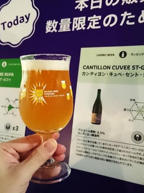 【ビール:BEL】 カンティヨン キュベ セントジルワーズ
