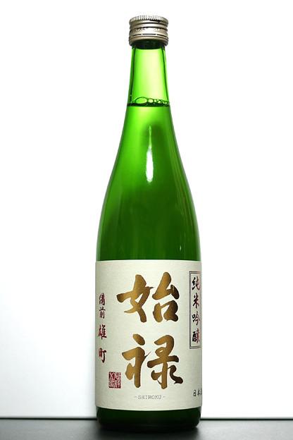 【日本酒:岐阜】 始禄 純米吟醸 備前雄町