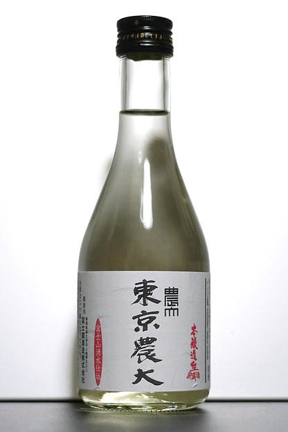 【日本酒:静岡】 富士錦酒造 本醸造生貯蔵酒 東京農大