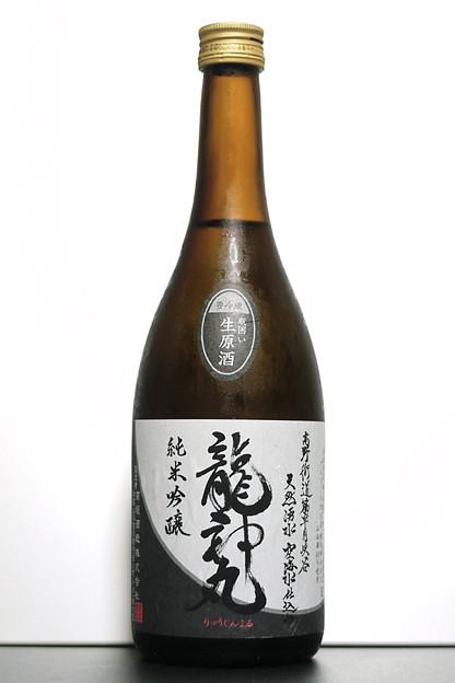 【日本酒:和歌山】 高垣酒造 龍神丸 純米吟醸 生原酒