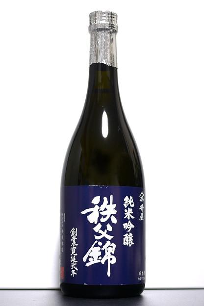 【日本酒:埼玉】 秩父錦 純米吟醸