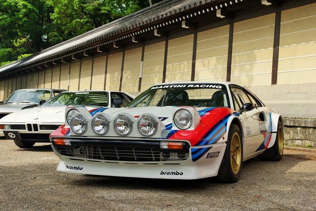 フェラーリ  308  GTB  Gr.B