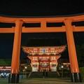 Photos: 伏見稲荷  楼門と大鳥居