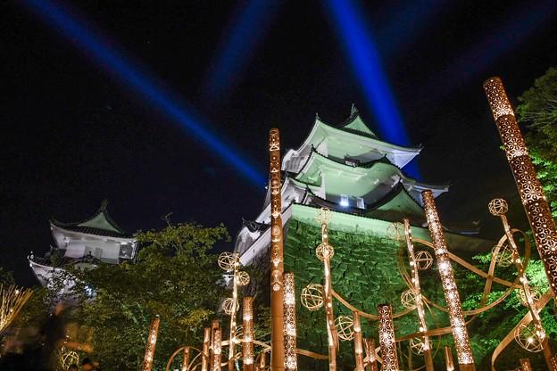伊賀上野城「お城のまわり」
