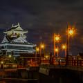 Photos: 清洲城夜景