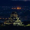 Photos: 伏見桃山城  夜景