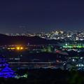 Photos: ブルーリボンデー桃山城