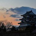 Photos: あさひ城の夕景