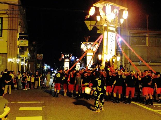 能登のキリコ祭り