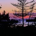 Photos: 夕景 日本海は能登赤住海岸