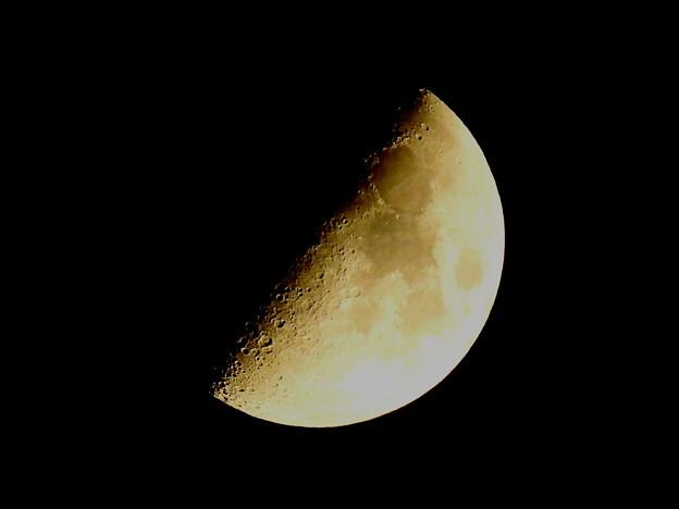 月さんは地球さんの半身なのです^^