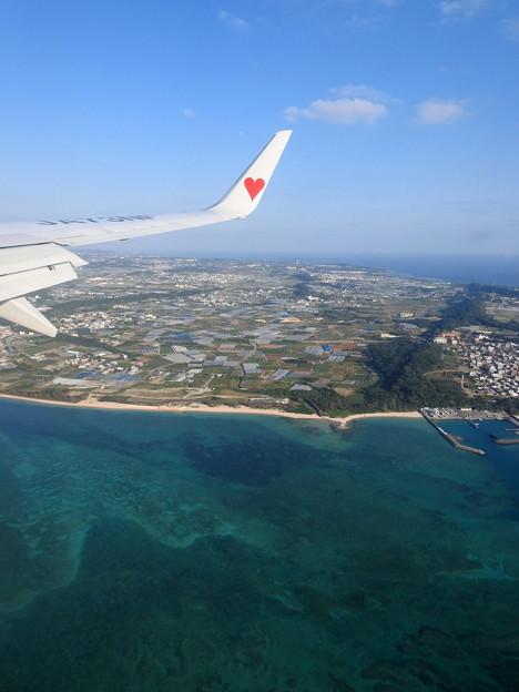 沖縄本島に戻ってまいりました^^