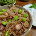 Photos: たこ飯