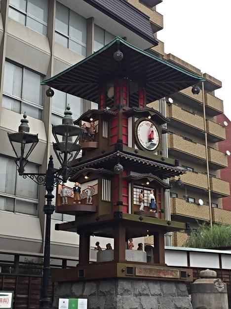 Photos: 道後温泉坊ちゃんカラクリ時計