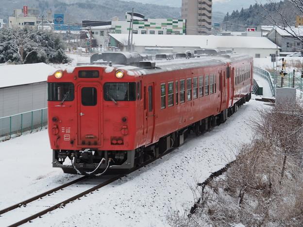 Photos: 八戸線 久慈~陸中夏井