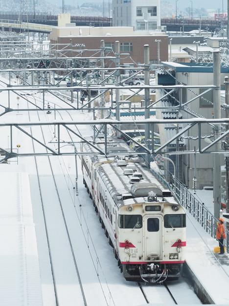 八戸線 八戸駅