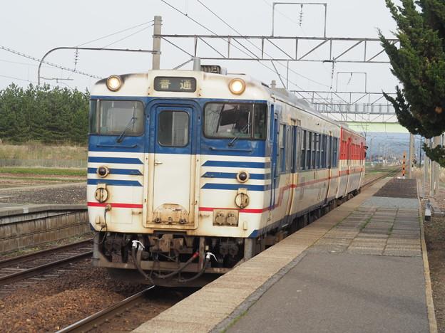 東酒田駅 キハ40
