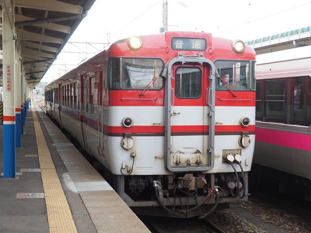 酒田駅 キハ40