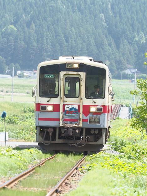由利高原鉄道 曲沢~黒沢