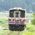 写真: 由利高原鉄道 曲沢~黒沢