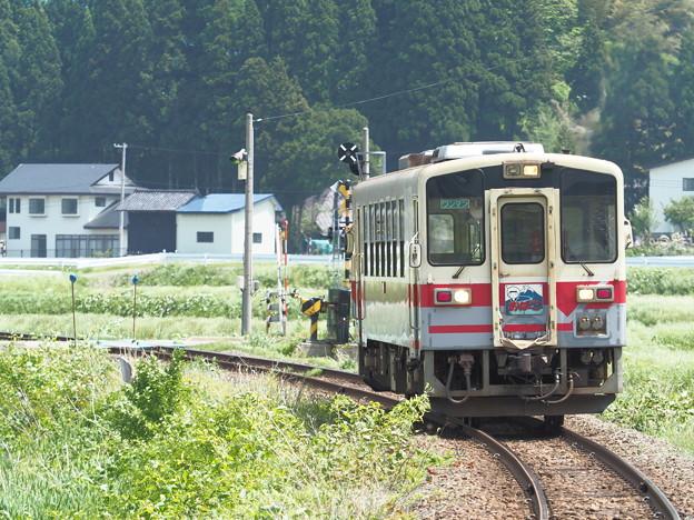 由利高原鉄道 川辺~矢島