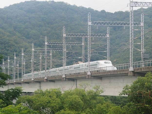 山陽新幹線 岡山駅~相生駅