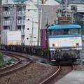 Photos: EF81 水巻駅