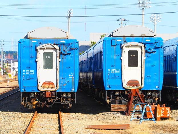 秋田港 24系