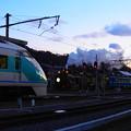Photos: SL大樹 スペーシア 鬼怒川温泉駅