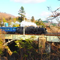 Photos: SL大樹 新高徳ー大桑