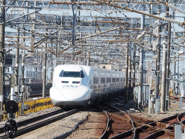 700系 三島駅