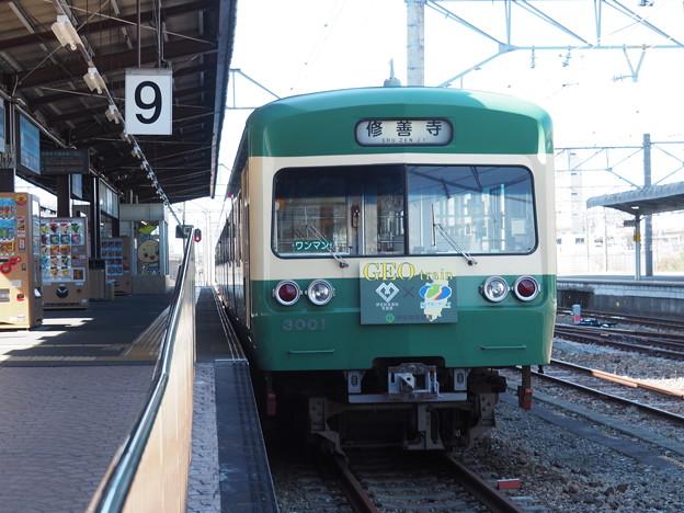 伊豆箱根鉄道3000系