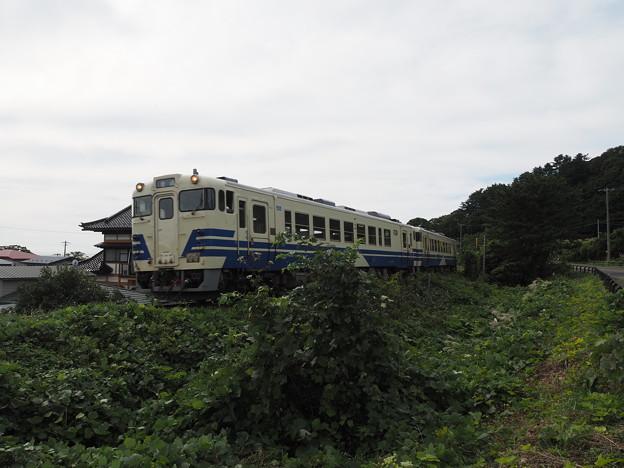 五能線 滝ノ間~八森