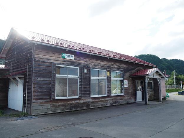 五能線 北金ヶ沢駅