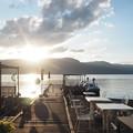 Photos: 日が傾く十和田湖