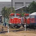 Photos: 秋田臨海鉄道特別公開2020 DE10 1250