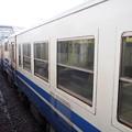 Photos: 五能線 鰺ヶ沢駅キハ40