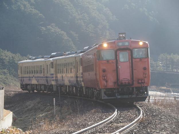 五能線 十二湖~陸奥岩崎 キハ40
