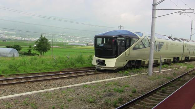 Photos: TRAIN SUITE 四季島 出発6