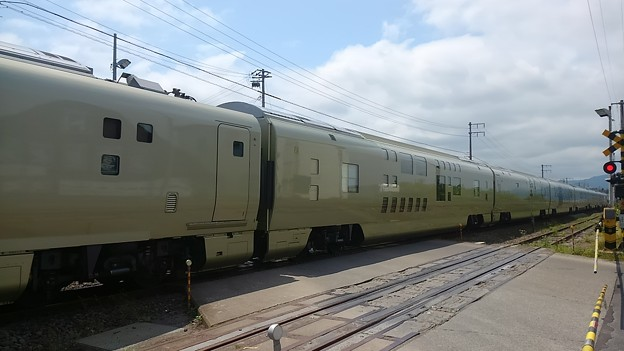 Photos: TRAIN SUITE 四季島2