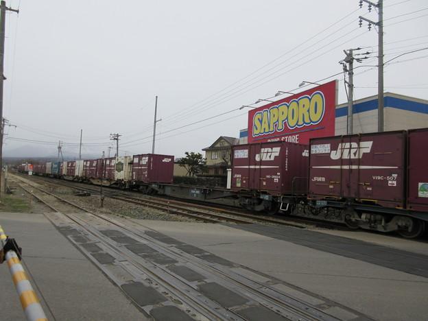 札幌方面貨物列車 4